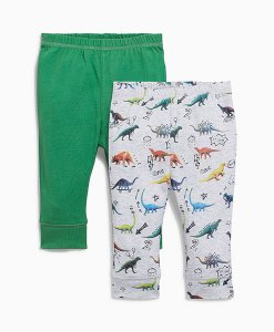 Next Dinosaur Joggers (2-Pack) Choice Discount