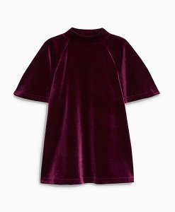 Next Berry Velvet Funnel Top Choice Discount