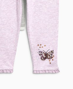 Next Butterfly Leggings (3-Pack) Choice Discount
