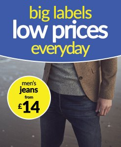 Men's Jeans from £14