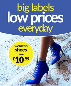 Women's Shoes from £10.99