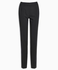 Next Black Tapered Trousers Choice Discount