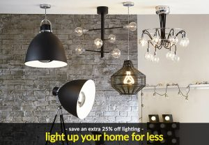 Light Up Your Home for Less