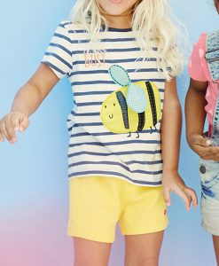 Stripe Bee T-Shirt