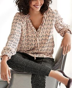 Next Victorian Printed Blouse Choice Discount