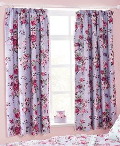 Next Vintage Floral Curtains Choice Discount