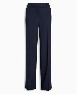 Choice Discount Navy Slouch Trousers Next
