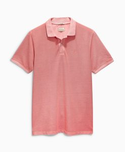 Choice Discount Coral Pique Polo Next