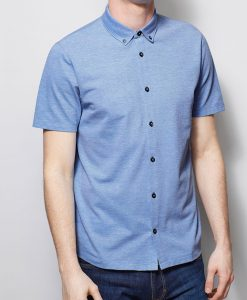 Choice Discount Jersey Oxford Shirt Next