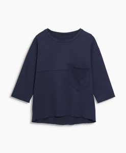 Choice Discount Navy Pocket T-Shirt Next