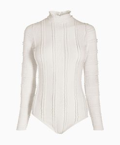 Choice Discount Cream Lace Bodysuit Next
