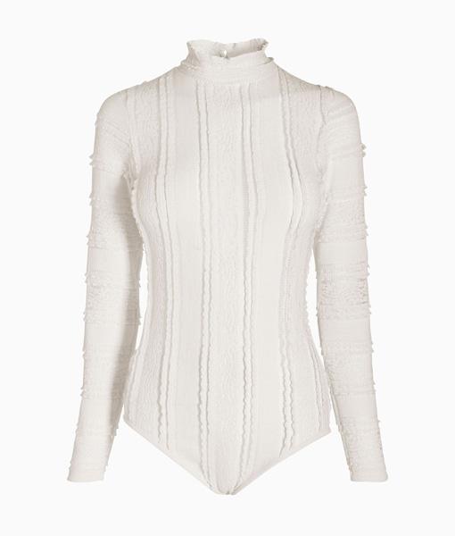 Choice Discount Cream Lace Bodysuit Next