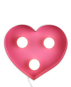 Next Pink Heart Light Choice Discount