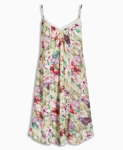 Choice Discount Floral Print Dress Next