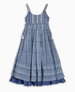 Choice Discount Blue Maxi Dress Next