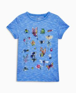 Choice Discount Embellished Bug T-Shirt Next