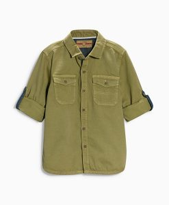 Next Khaki Shirt Choice Discount