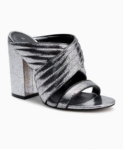 Choice Discount Metallic Mules Next