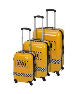 NY Taxi Suitcases