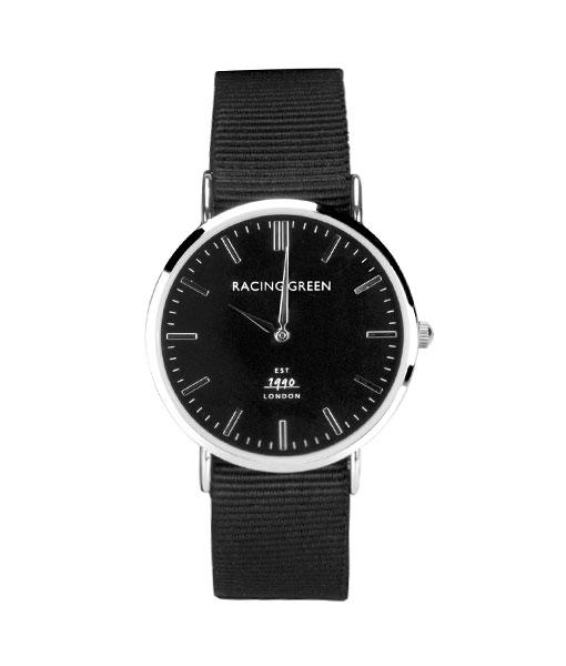 Racing Green Black Watch