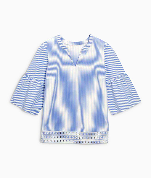 Next Bell Sleeve Top Choice Discount
