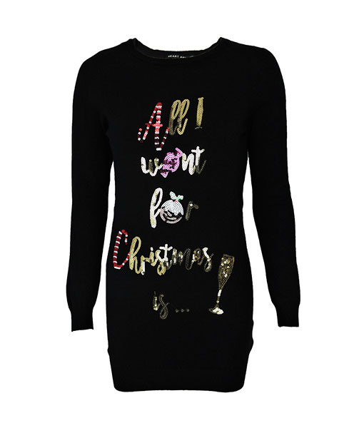 All I Want For Christmas Jumper