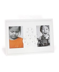 LED Twin Photo Frame