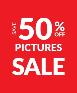 Save 50% off Pictures - Sale