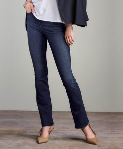 Sculpted Bootcut Jeans