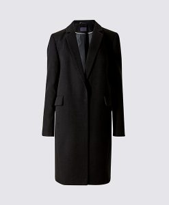 Revere Collar Coat