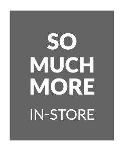 MEN - So much more in-store!
