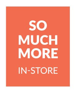 WOMEN - So much more in-store!