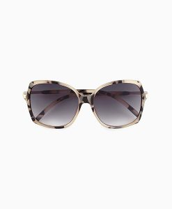Square Tortoise Shell Sunglasses