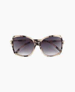 Square Tortoise Shell Sunglasses