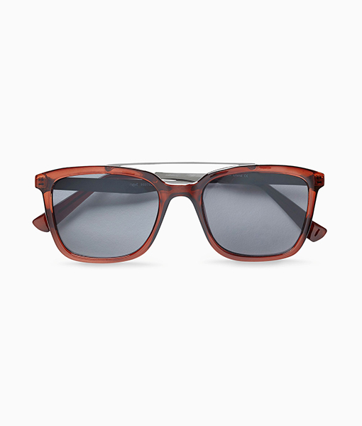 Amber Brow Bar Sunglasses