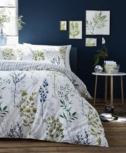 Appletree Meadow Grass Duvet Set