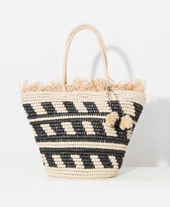 Bermuda Basket Bag