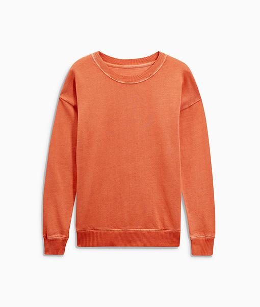 Burnt Orange Sweat