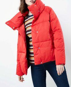 Short Duvet Jacket