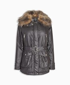 Charcoal Wax Jacket