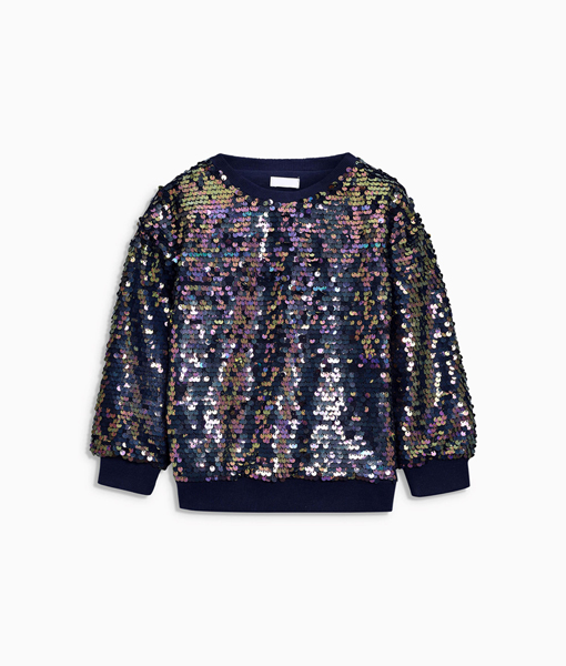 Sequin Jumper