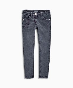 Charcoal Skinny Jeans