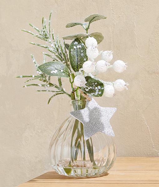 Frost Mini Vase