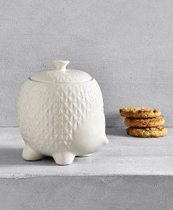 Hedgehog Storage Jar