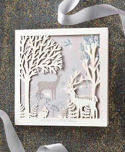 Christmas Scene Card