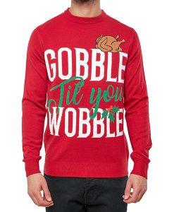Gobble Til You Wobble Jumper