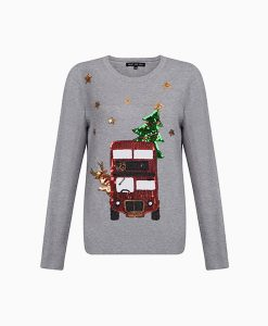 Reindeer Bus Jumper