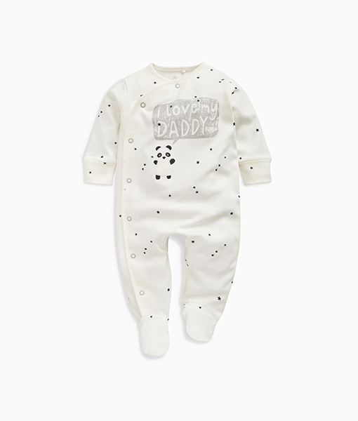 Daddy Baby Grow