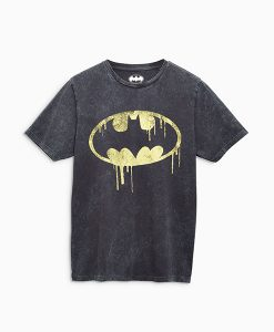Charcoal Batman T-Shirt