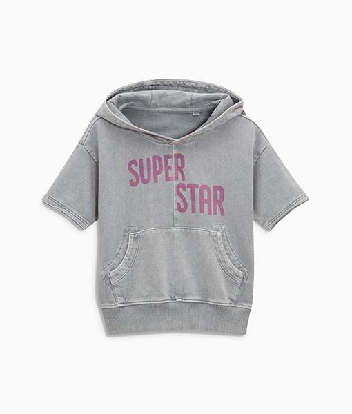 Boy Super Star Hoodie